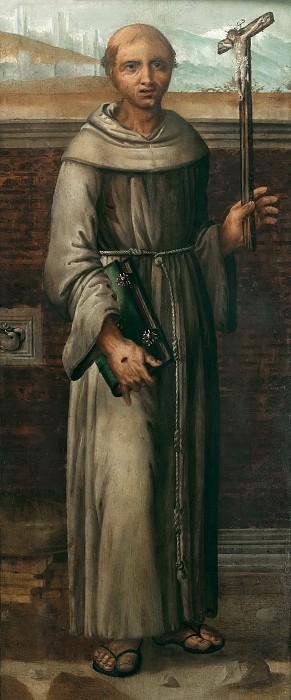 Yáñez de la Almedina, Fernando -- San Francisco de Asís. Part 6 Prado Museum