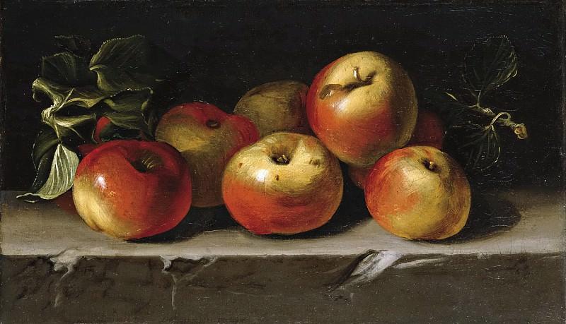Espinosa, Juan de -- Manzanas. Part 6 Prado Museum