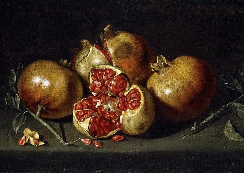 Ponce, Antonio -- Granadas. Part 6 Prado Museum