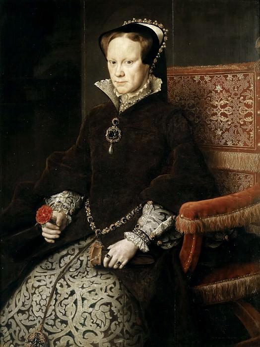 Moro, Antonio -- María Tudor, reina de Inglaterra, segunda mujer de Felipe II. Part 6 Prado Museum