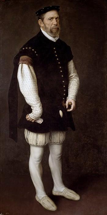 Moro, Antonio -- Perejón, bufón del conde de Benavente y del gran duque de Alba. Part 6 Prado Museum