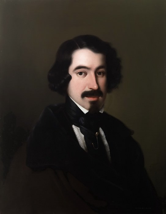 Esquivel y Suárez de Urbina, Antonio María -- José de Espronceda. Part 6 Prado Museum