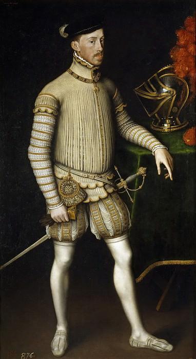 Moro, Antonio -- El emperador Maximiliano II. Part 6 Prado Museum
