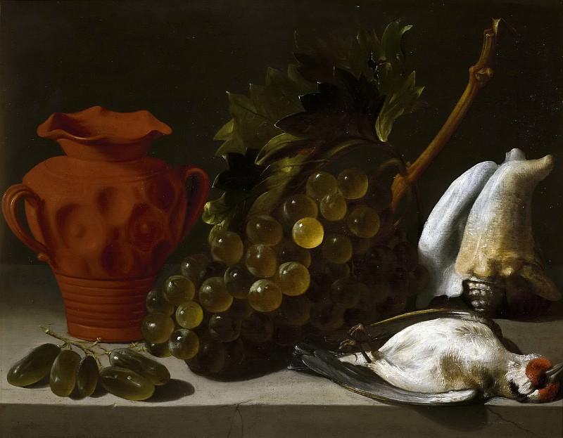 Эспиноса, Хуан Баттиста де -- Натюрморт с битой птицей. часть 6 Музей Прадо