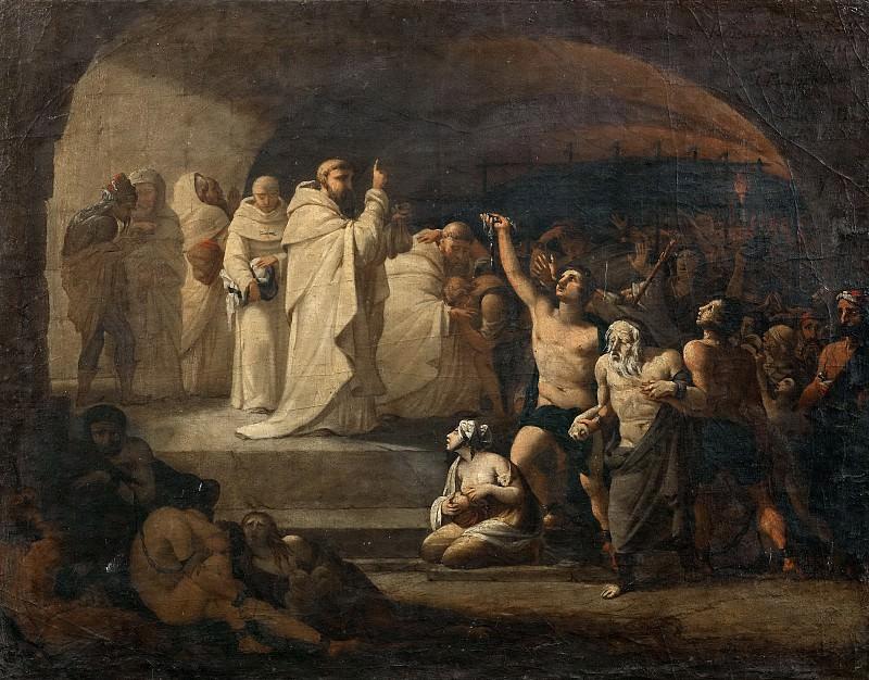 Aparicio e Inglada, José -- Rescate de cautivos en tiempos de Carlos III. Part 6 Prado Museum
