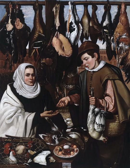 Loarte, Alejandro de -- La Gallinera. Part 6 Prado Museum