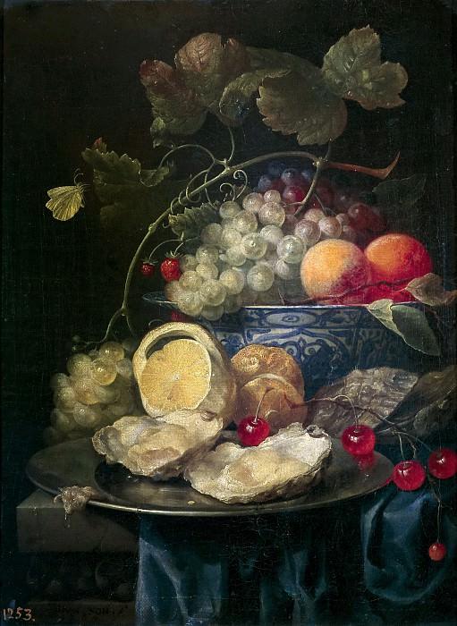 Son, Joris van -- Bodegón. Part 6 Prado Museum