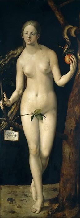 Eva. Albrecht Dürer