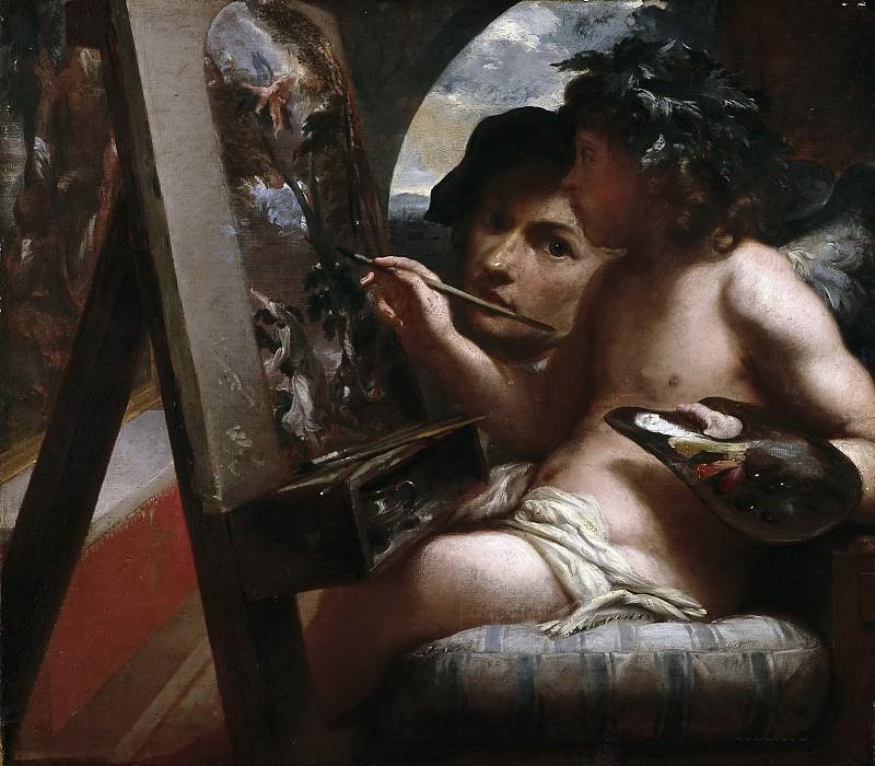 Mehus, Livio -- El genio de la pintura. Part 6 Prado Museum