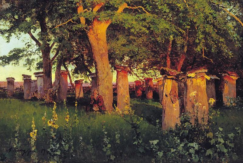 Пчельник 1894. часть 2 - Russian and soviet artists Русские и советские художники