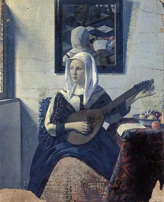 Meegeren, Han van -- Cisterspelende vrouw, 1930-1940. Rijksmuseum: part 4
