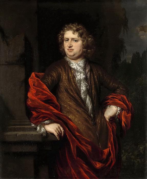 Maes, Nicolaes -- Portret van Pieter Groenendijk, 1677-1685. Rijksmuseum: part 4