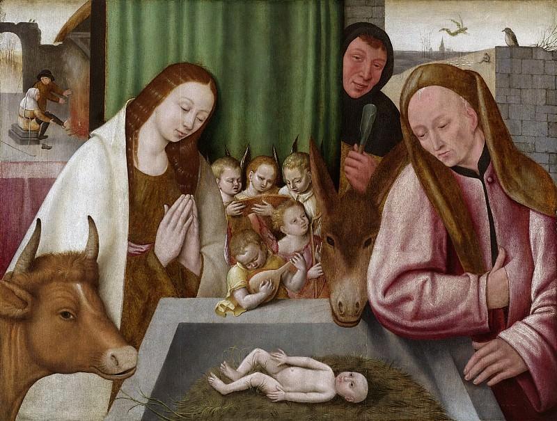 Bosch, Jheronimus -- De Geboorte, 1550-1600. Rijksmuseum: part 4