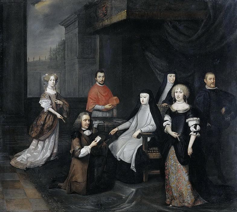 Netscher, Caspar -- Hieronymus van Beverningk (1614-90). Nederlands buitengewoon ambassadeur, 1671-1675. Rijksmuseum: part 4