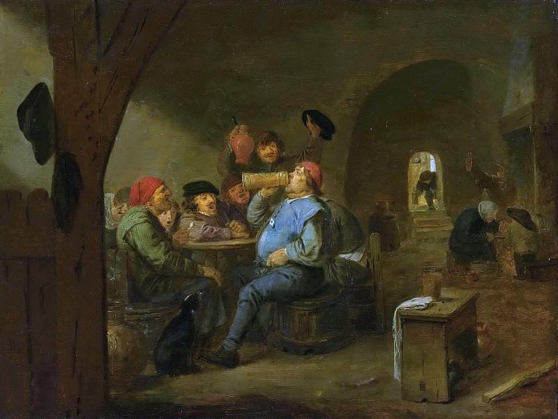 Brouwer, Adriaen -- De meesterdronk, 1620-1700. Rijksmuseum: part 4