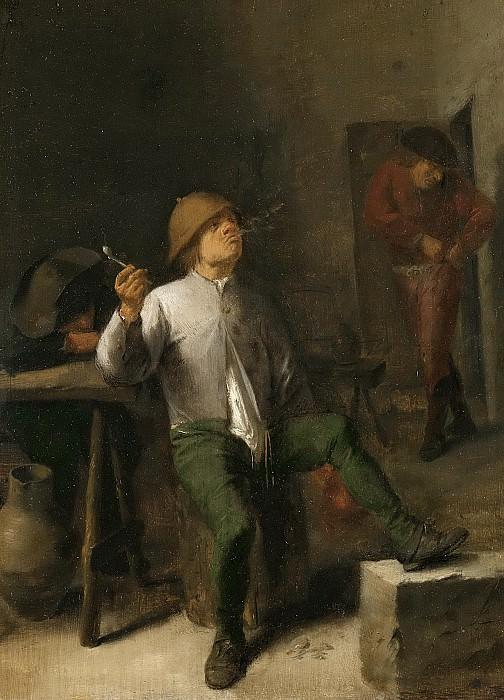 Brouwer, Adriaen -- De roker. Rijksmuseum: part 4