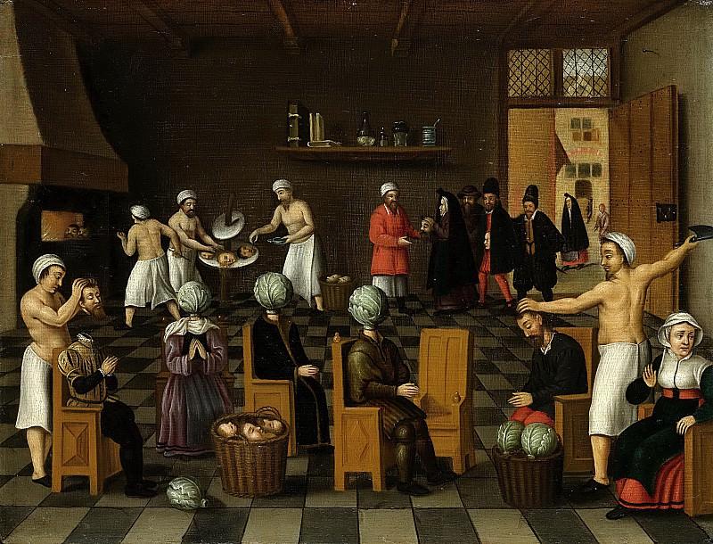 Dalem, Cornelis van -- De legende van de bakker van Eekloo, 1550-1650. Rijksmuseum: part 4