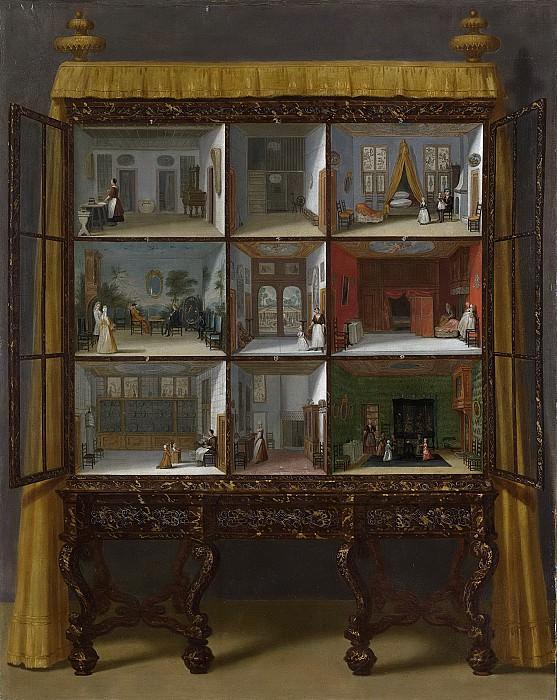 Appel, Jacob (I) -- Het poppenhuis van Petronella Oortman, 1700-1720. Rijksmuseum: part 4