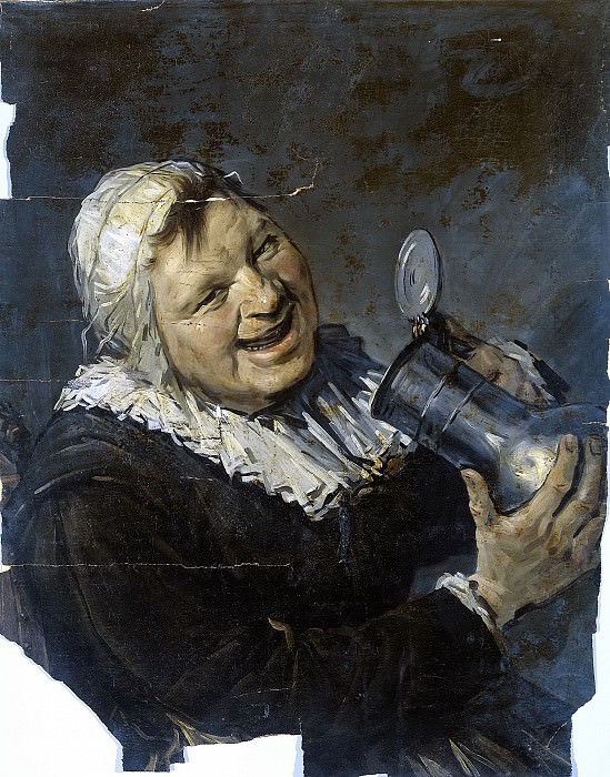 Meegeren, Han van -- Malle Babbe, 1930-1940. Rijksmuseum: part 4
