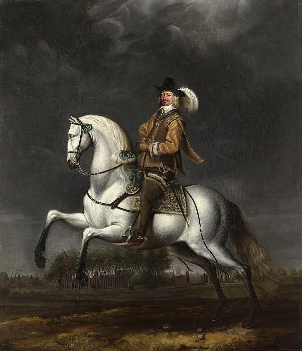 Rossum, Jan van -- Portret van Johan Wolphert van Brederode (1599-1655), 1640-1655. Rijksmuseum: part 4