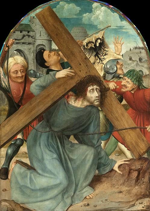 Massijs, Quinten (I) -- De kruisdraging, 1510-1515. Rijksmuseum: part 4