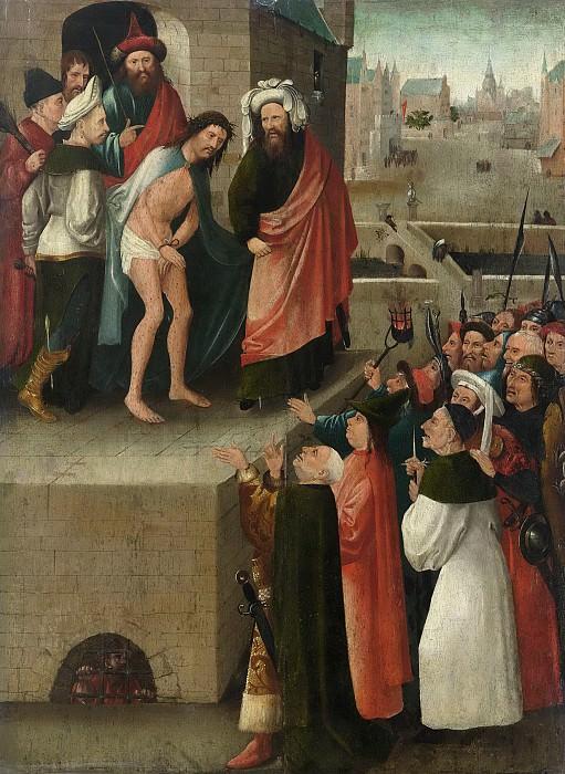 Bosch, Jheronimus -- Ecce homo, 1530-1550. Rijksmuseum: part 4