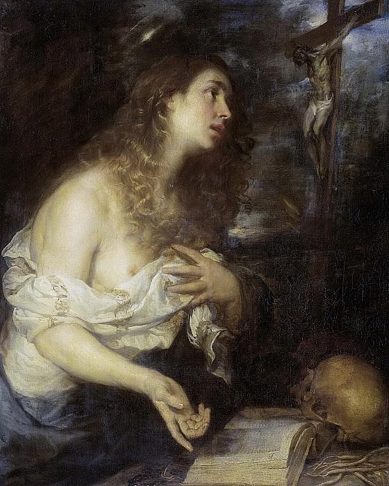 Cerezo, Mateo (II) -- De boetvaardige Maria Magdalena, 1661. Rijksmuseum: part 4