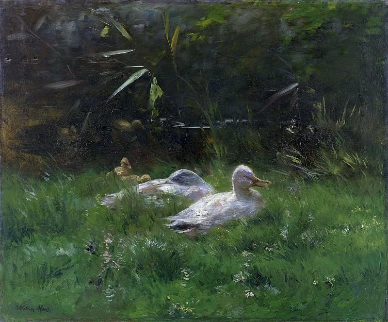 Maris, Willem -- Eenden, 1880-1904. Rijksmuseum: part 4