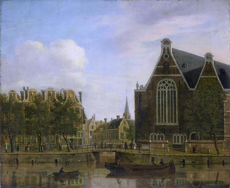 Ekels, Jan (I) -- Het zogenaamde Boerenverdriet aan het Spui te Amsterdam, 1750-1781. Rijksmuseum: part 4