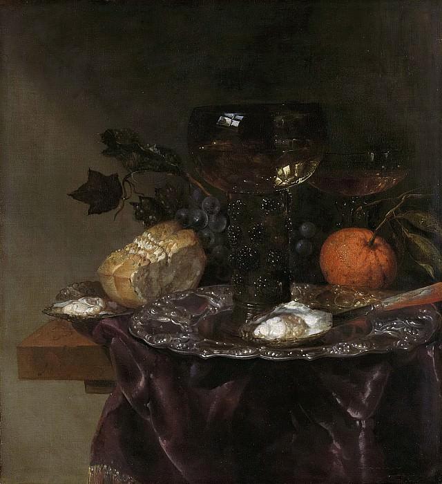 Beyeren, Abraham Hendricksz. van -- Stilleven., 1640-1670. Rijksmuseum: part 4