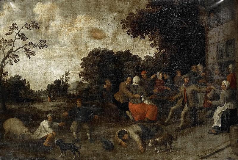 Droochsloot, Joost Cornelisz. -- De verloren zoon, 1600-1699. Rijksmuseum: part 4