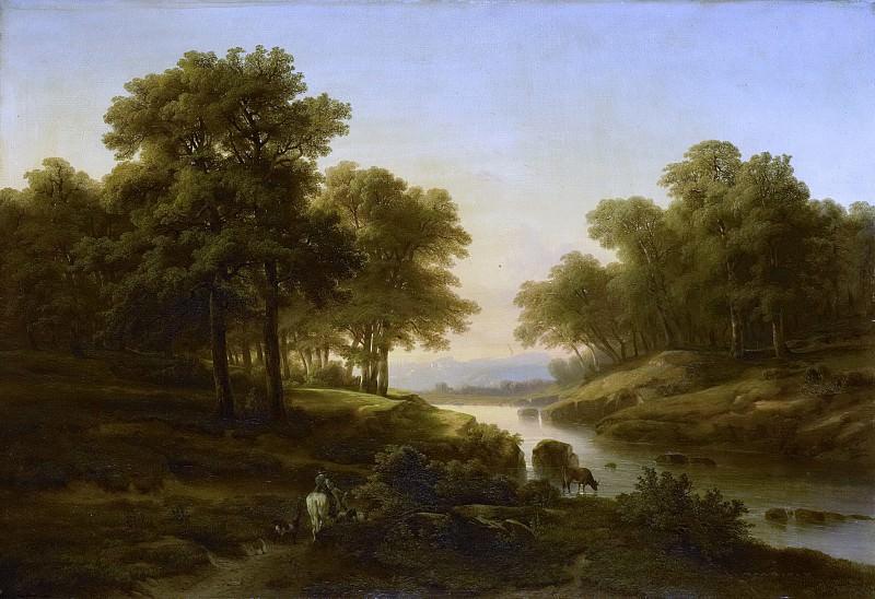 Calame, Alexandre -- Landschap, 1830-1845. Rijksmuseum: part 4