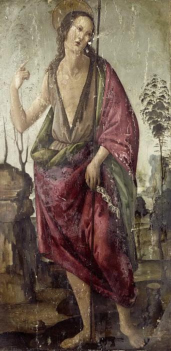 Botticini, Francesco -- Johannes de Doper., 1470-1497. Rijksmuseum: part 4