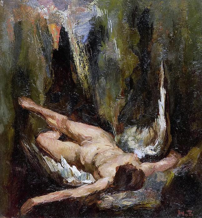 Zwart, Willem de -- De gevallen engel, 1885-1931. Rijksmuseum: part 4