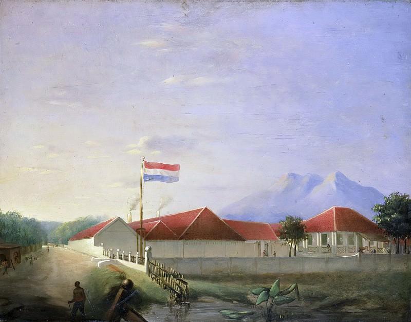 Hesselaar, H.Th. -- Fabriek op Java, 1851. Rijksmuseum: part 4