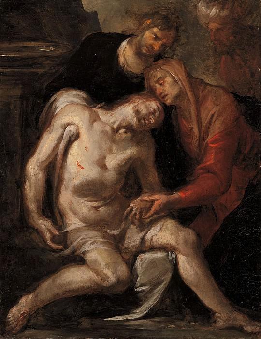 Gioacchino Assereto PietГ 16212 203. часть 2 -- European art Европейская живопись