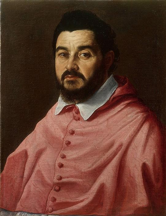 Guido Reni Portrait of Cardinal Giacomo Sannesi 16400 203. часть 2 -- European art Европейская живопись