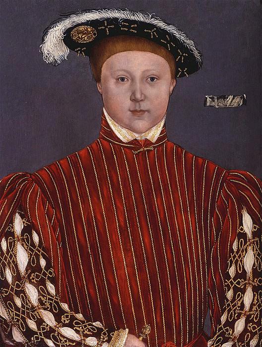 Follower of Hans Holbein the Younger The Lumley portrait of King Edward VI as Prince of Wales i 36788 321. часть 2 -- European art Европейская живопись
