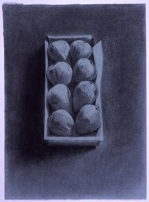 Figs in a Tray II 11589 172. часть 2 -- European art Европейская живопись