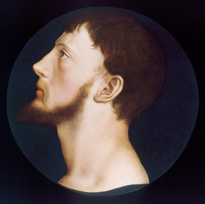 Hans Holbein the Younger Sir Thomas Wyatt the Younger i 26892 321. часть 2 -- European art Европейская живопись