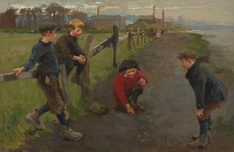 Harold Harvey Marbles 98660 20. часть 2 - европейского искусства Европейская живопись