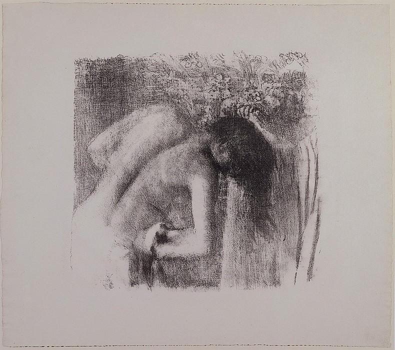 Edgar Degas After the bath 58379 1124. часть 2 -- European art Европейская живопись
