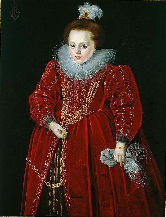 Henric Van Zijll Catherine van Arckel of Ammerzoden i 32925 321. часть 2 - европейского искусства Европейская живопись