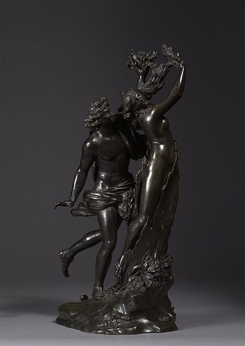Francesco Righetti after Gianlorenzo Bernini Apollo and Daphne 39829 1805. часть 2 -- European art Европейская живопись