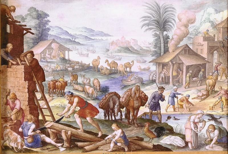 Friedrich Brentel 1580 – 1651 Strasbourg The Age of Bronze 11515 172. часть 2 - европейского искусства Европейская живопись