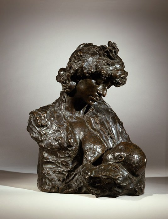 Emile Antoine Bourdelle Maternity 29502 434. часть 2 - европейского искусства Европейская живопись
