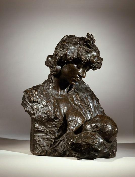 Emile Antoine Bourdelle Maternity 29502 434. часть 2 -- European art Европейская живопись