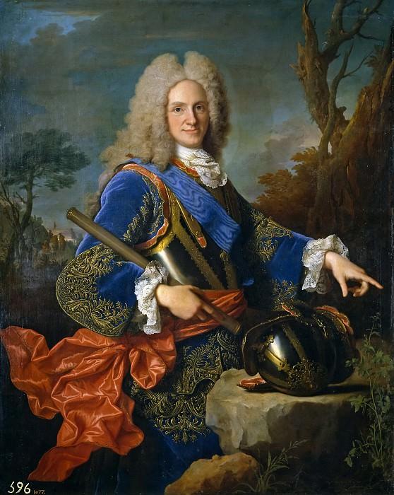 Ranc, Jean -- Felipe V, rey de España. Part 5 Prado Museum