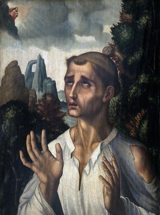 Morales, Luis de -- San Esteban. Part 5 Prado Museum