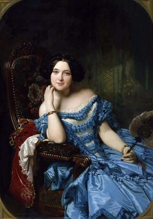 Мадрасо и Кунс, Федерико де -- Амалия де Льяно и Дотрес, графиня Вильчес. часть 5 Музей Прадо